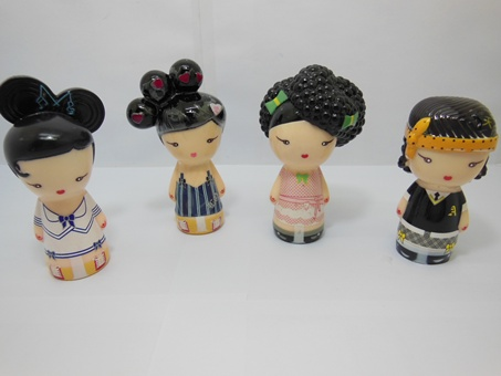 48 New Funny Cute Japanese Dolls Figures Assorted