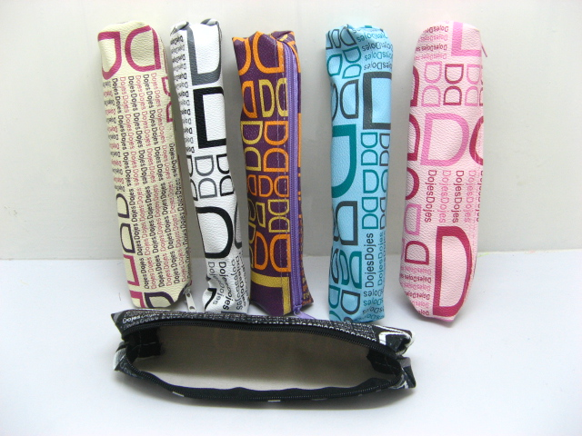 18 Soft Pencil case/Makeup Case Mixed Color bag-p19