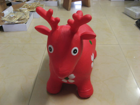 1X Inflatable Rubber Deer Blow-up Toy toy-in172