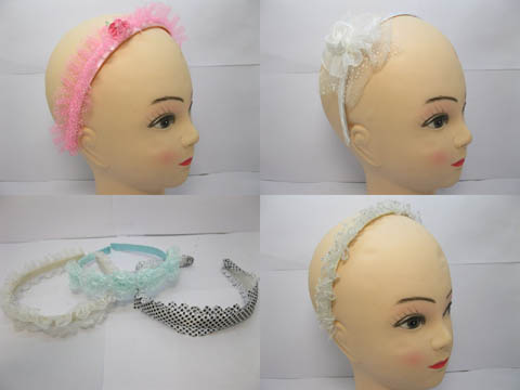 48Pcs Lovely Headbands Head Band for Girls Assorted