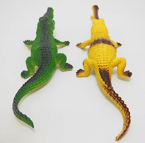 10X New Crocodile Toy for Kids Hollow Design