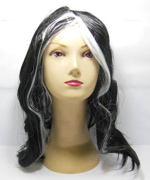 8X New Witch Wig Halloween Ball Party Cosplay