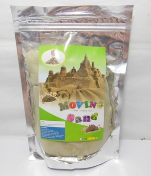 1Kilo Magic Motion Moving Kinetic Sand for Craft