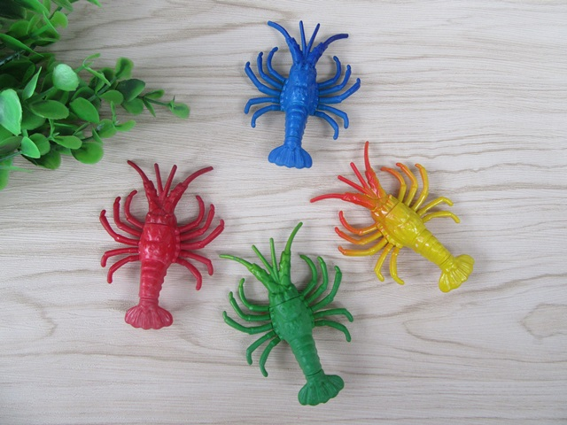 24 Growing Pet Hatching Lobster Kids Toy Mixed Color