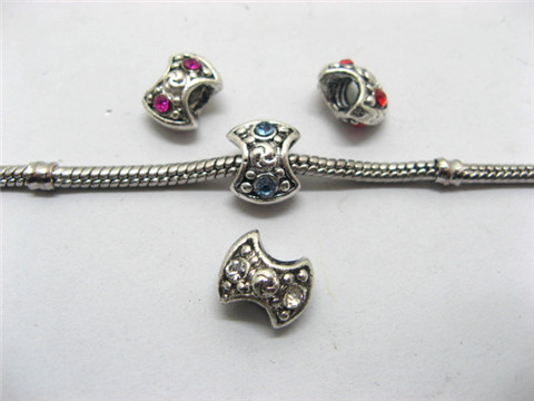 100 Pandora Knot Thread Beads ac-sp486