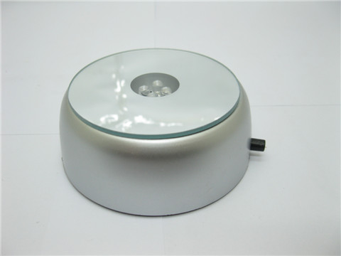 10X New Round Light Led Bases for Crystal Home D?¡ì?cor