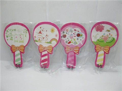 100X Lollipop Shape Notebooks Memo Pad for Kids
