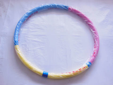 1X Weighted Foam Hula Hoops Exercise Sports Hoop