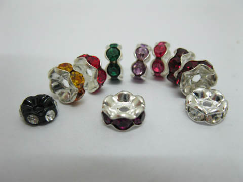 Rondelle Spacers Beads