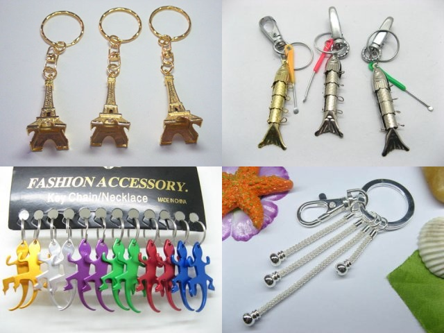 Metal Key Rings